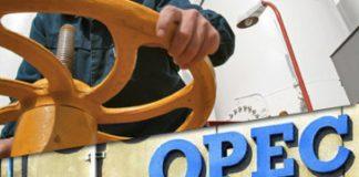 OPEC condotto petrolifero