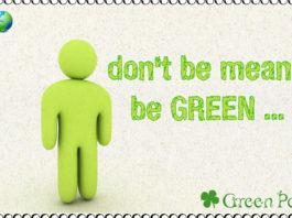 Green policies