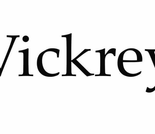 Vickrey mechanism