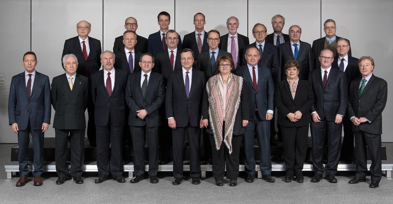 Consiglio direttivo BCE