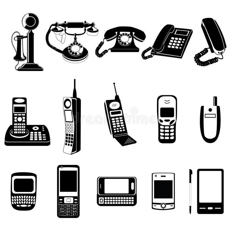 Telefoni nella storia